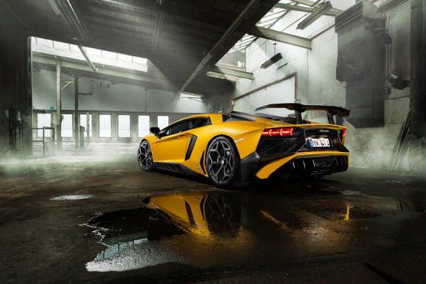 Lamborghini Aventador LP750-4 Superveloce by Novitec Torado