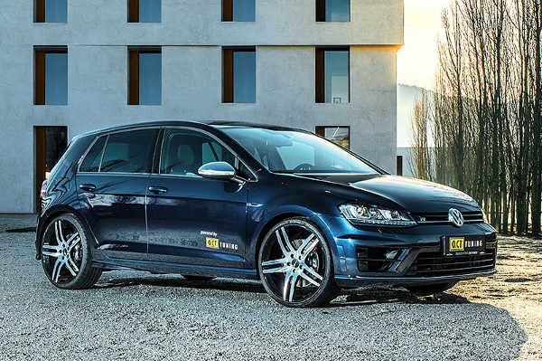VW Golf VII R by O.CT Tuning