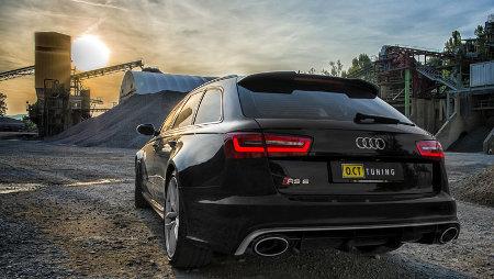"Audi RS6 Avant 4.0 TFSI quattro ""NEU"" by O.CT Tuning"
