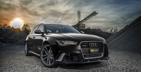 "Audi RS6 Avant 4.0 TFSI quattro ""NEU"" by O.CT Tuning"