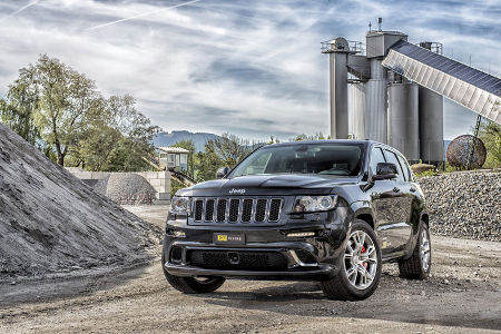 Jeep Grand Cherokee 6.4L SRT8 by O.CT Oberscheider Tuning