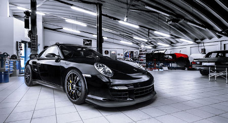Porsche 911 997 GT2 by OK-Chiptuning
