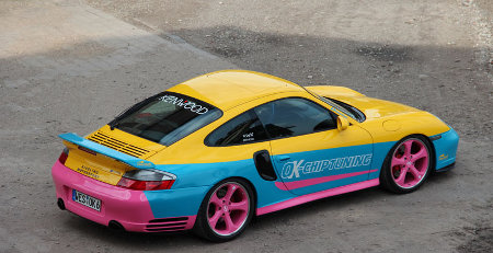 Manta-Porsche 911/996 by OK-Chiptuning