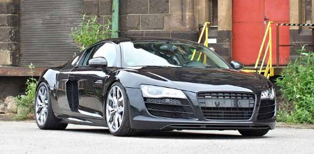 Audi R8 V10 R tronic by OK-Chiptuning