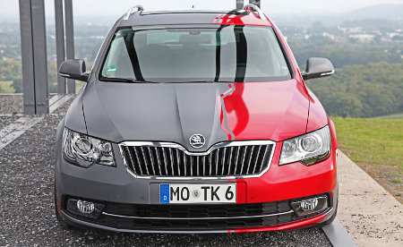 Skoda Superb Combi by OK-Chiptuning