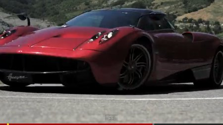 Chris Harris testet Pagani Huayra