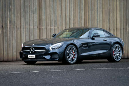 Mercedes AMG GT S by performmaster