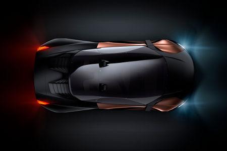 Peugeot ONYX Pariser Autosalon 2012