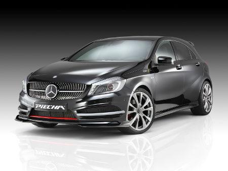 Piecha Mercedes A-Klasse GT-R