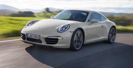 Porsche 911 50 2013