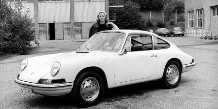 Porsche 911 Typ 901 1964