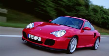 Porsche 911 Coupé Typ 996