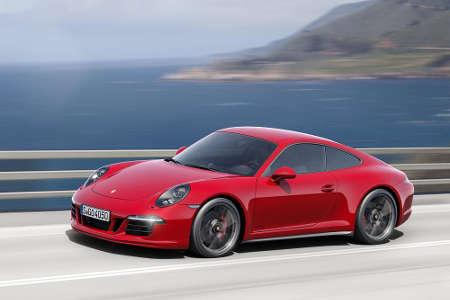 Porsche 911 GTS 2014