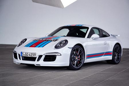 Porsche 911 Carrera S Martini Racing Edition 2014