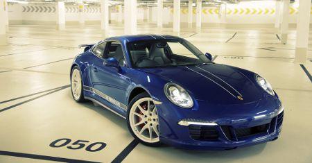 Porsche 911 Carrera 4S Unikat