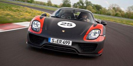 Porsche 918 Spyder Prototyp