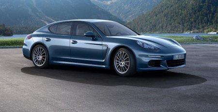 Porsche Panamera V6 Diesel 2014