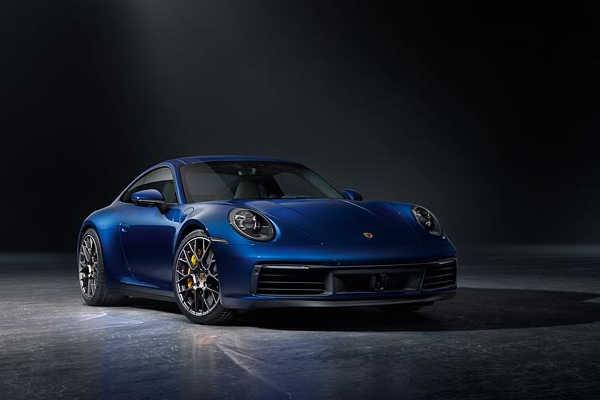 Porsche 911 922 2019