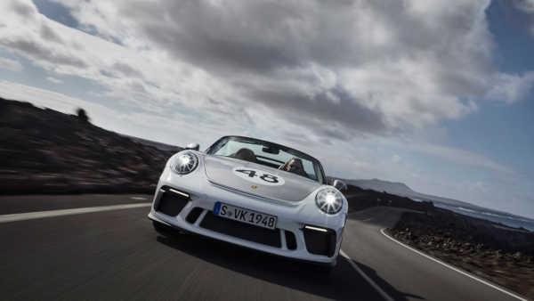 Porsche 911 Speedster 2019 mit Heritage Design-Paket