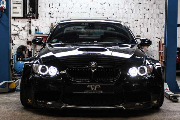 BMW M3 E92 Liberty Walk by PP Exclusive