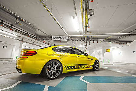BMW M6 RS800 Gran Coupé by PP-Performance
