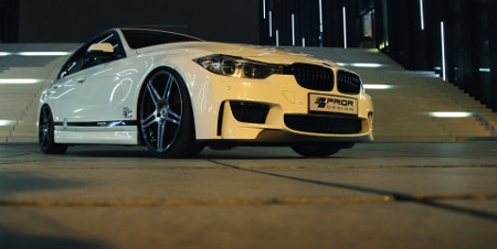 BMW 3er F30 Bodykit PDM-1 by Prior Design