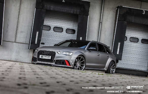 Audi A6/RS6 Avant PD600R by Prior Design