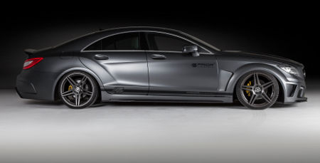 Mercedes CLS PD550 Black Edition by Prior Design