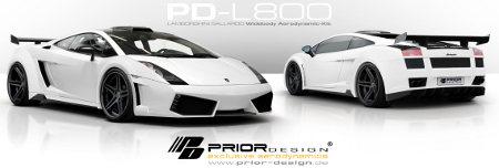 Lamborghini Gallardo PD-L800