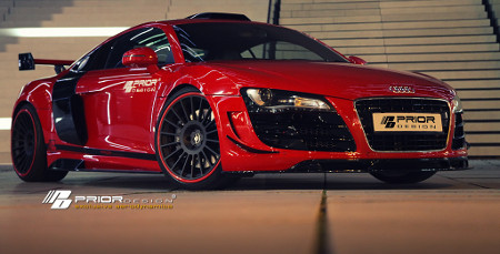 Audi R8 Widebodykit PD GT850 by Prior Design