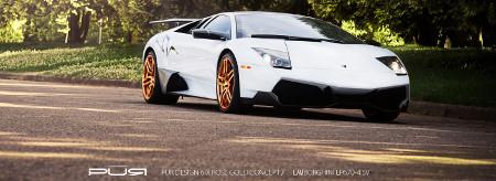 Lamborghini Murciélago LP670-4 SV Golden Renaissance