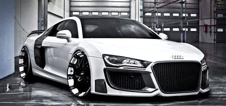 Audi R8 V10 by Regula Tuning