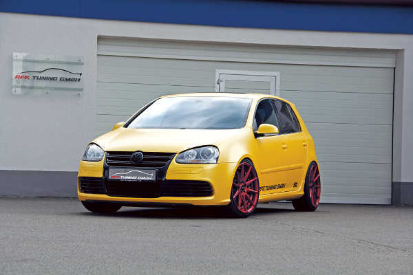 VW Golf 5 R32 by RFK Tuning