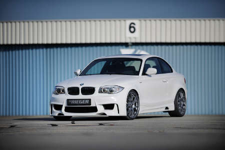 BMW 1er Coupé 135i by Rieger Tuning