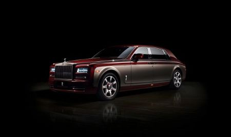 Rolls-Royce Phantom Luxusautos