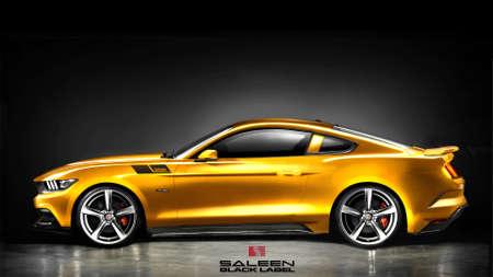 Saleen 302 Mustang 2015