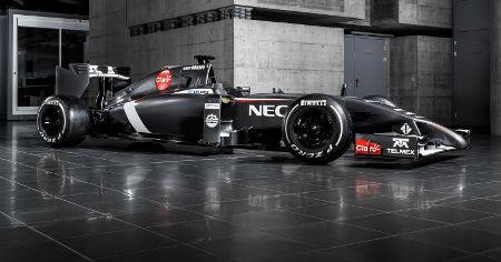 Sauber C33 Ferrari Formel 1 2014