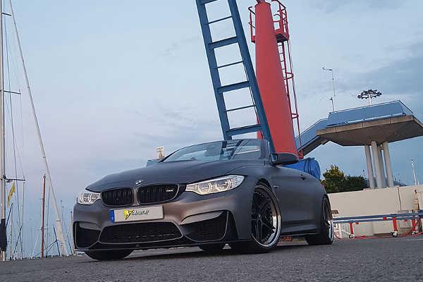 BMW M4 Cabrio Schmidt Revolution