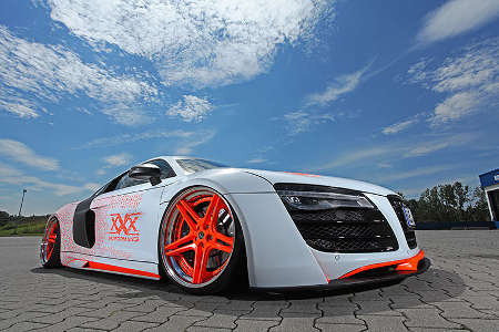 Audi R8 by Schmidt Revolution & XXX Performance