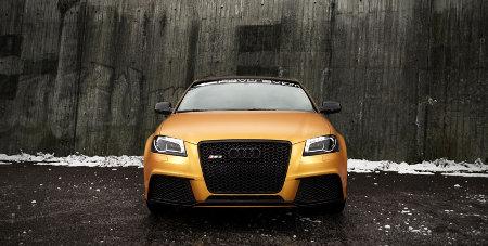 Audi RS3 by SchwabenFolia