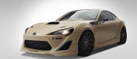 Toyota GT 86 - Scion FR-S Tuner Challenge SEMA 2012