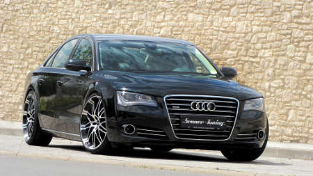Audi A8 by Senner Tuning