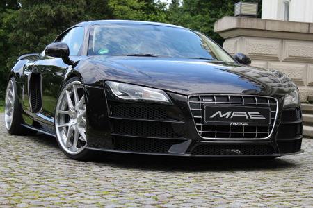 Audi R8 XII GT by SGA Aerodynamics