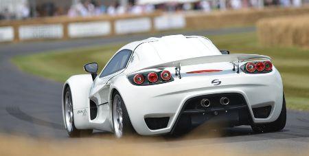 Sin Cars R1
