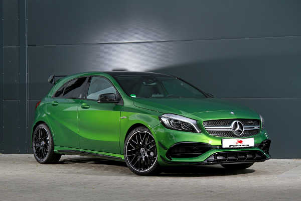 Mercedes-AMG A45 Speed-Buster