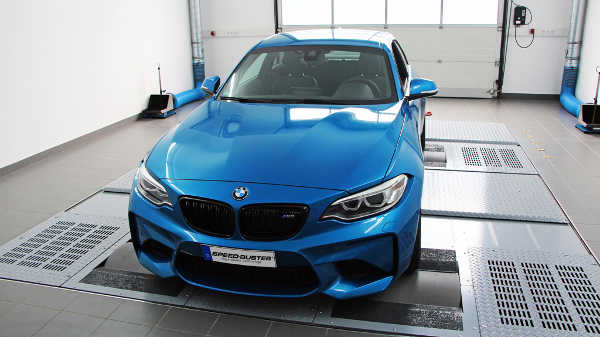 BMW M2 F87 by Speed-Buster