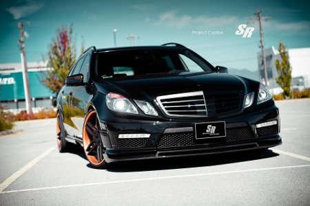 Project Cyphur Brabus Mercedes E63 AMG by SR Auto