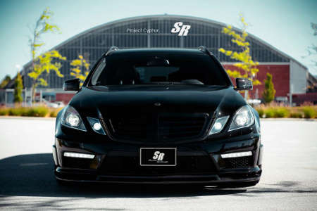 Project Cyphur Brabus Mercedes E63 AMG by SR Auto