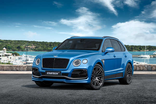 Bentley Bentayga by Startech