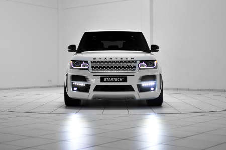 Range Rover mit Startech Widebody-Kit